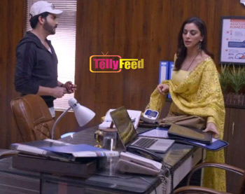 Preeta-work-at-Cricket-office on This is Fate 2 Teasers September 2020