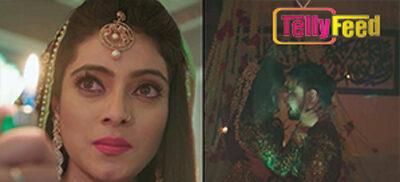 Ruksaar-trying-to-ruin-Zara-and-Kabir-wedding-night