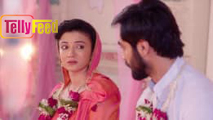 Sahil-and-Vedika-marry-in-temple