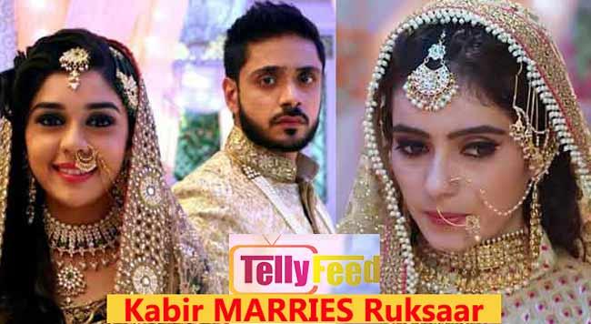 Zara's Nikah Spoiler Kabir marries Ruksaar