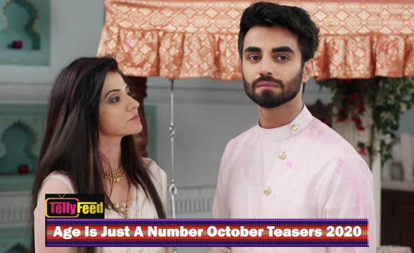 Age is Just a Number 2 October Teasers 2020