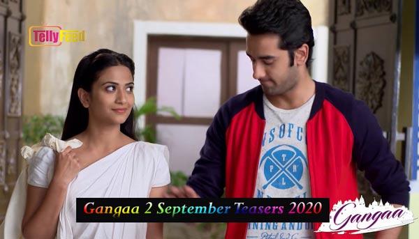 Gangaa 2 September Teasers 2020 Zeeworld