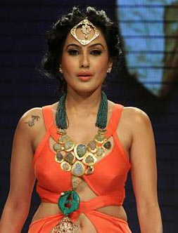 Kamya Punjabi cast zee world villain