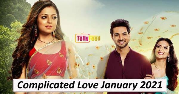 Complicated Love January Teasers 2021 Glow Tv