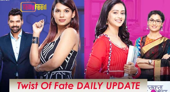 Twist Of Fate Saturday Update 27 March 2021