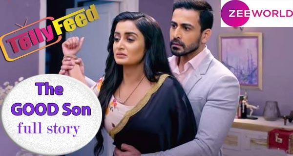 The Good Son Zee World Full story Plot Summary, casts, Teasers