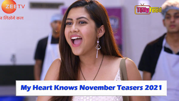 My Heart Knows November Teasers 2021